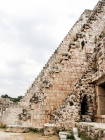 Looking For The Magician In Uxmal