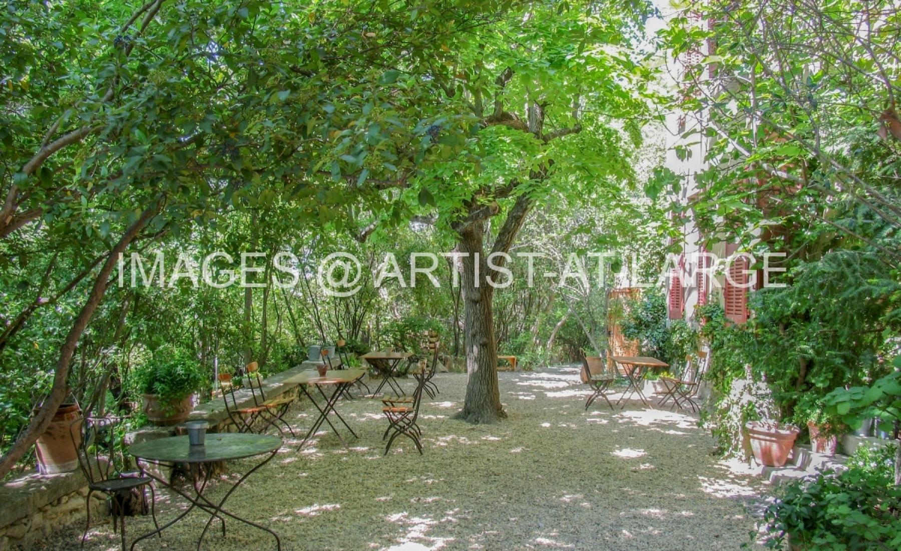 Cezanne's Studio Aix-en-Provence