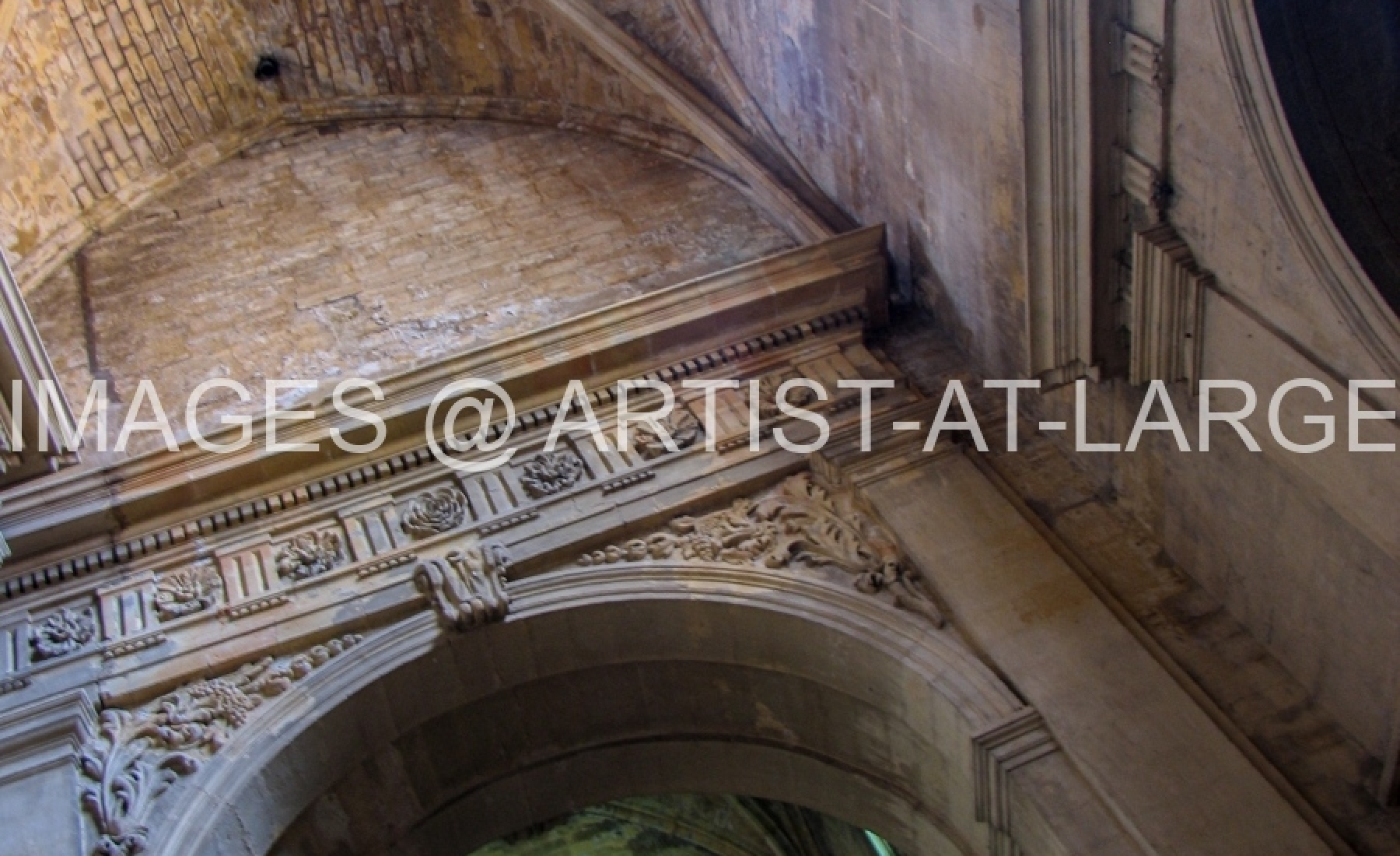 Churches And Cloisters In Aix