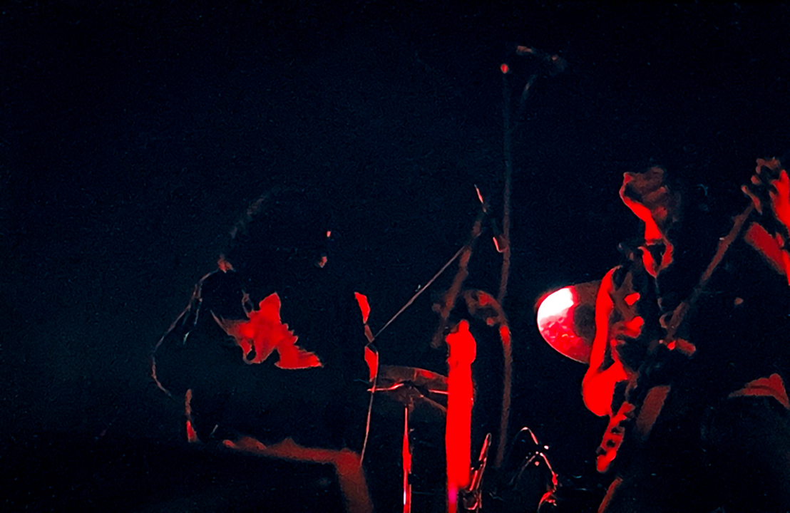 New Images Edited: Vintage Concert Photos From The 70s